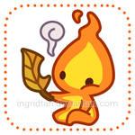 The Fire Sprite
