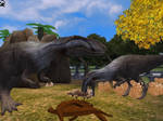 Zoo Tycoon 2 Showcase: Tyrannotitan