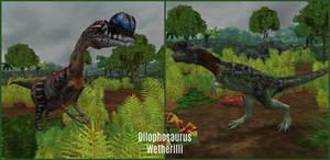 ZT2 Showcase - Dilophosaurus