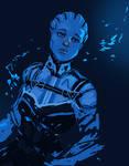 Mass Effect: Liara