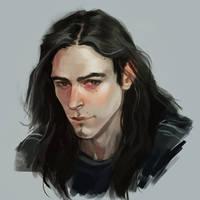 portrait by jazzmire
