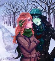Winter Wonderland by ElizaLento