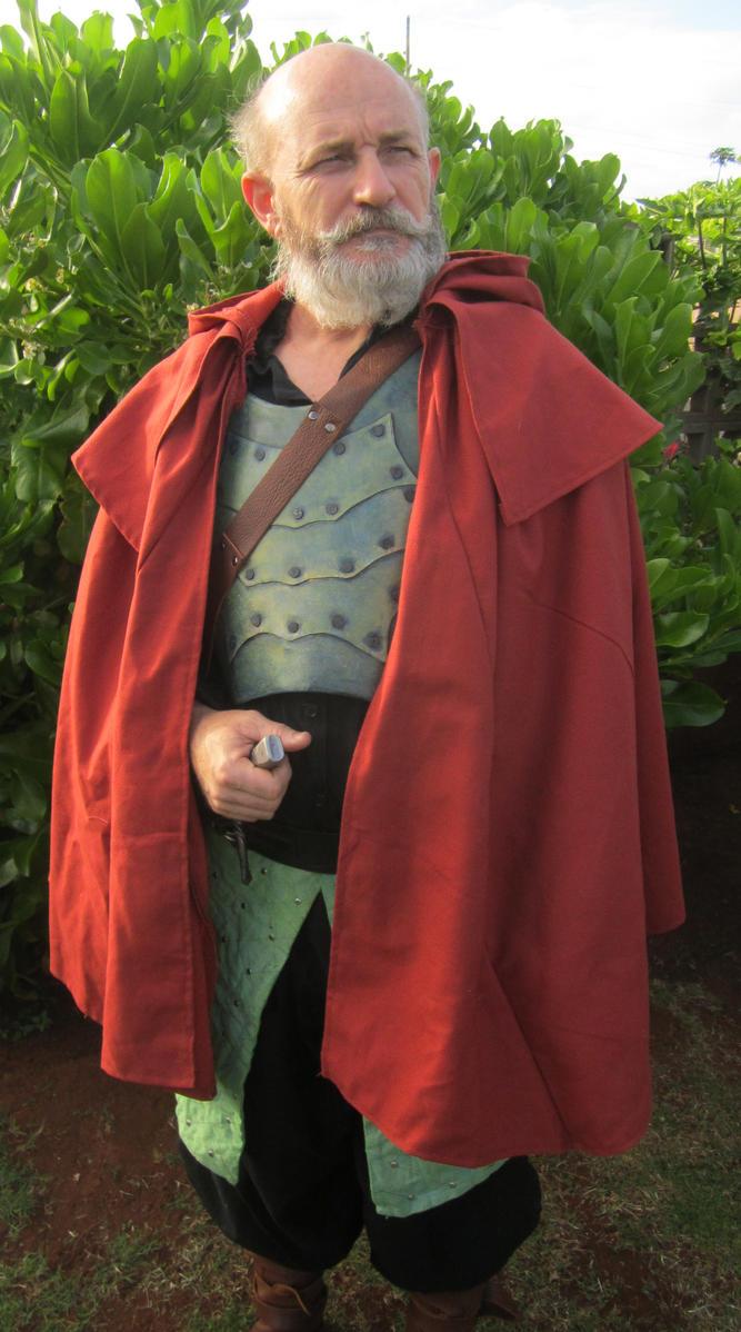 Elven ranger outfit by castlegardener