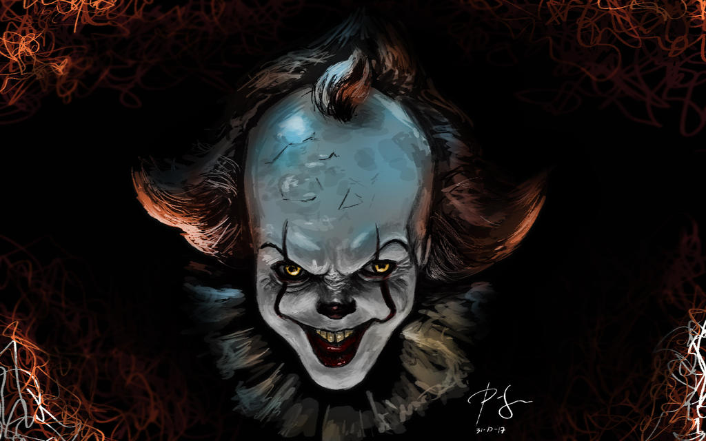 Pennywise the Dancing Clown by tHe-ClumZy-Me