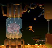 Die Mother Brain by Samus-Cosplay