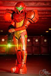 Samus Aran - Varia suit by Samus-Cosplay