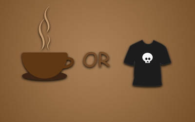 coffee or tee? by sanctusnex