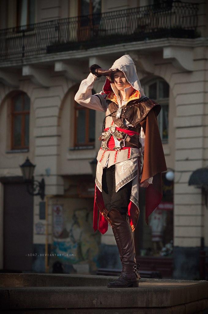 Morning - Assassins Creed 2 by Jiosan