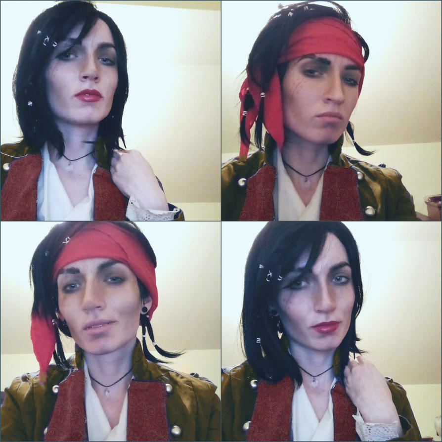 James Kidd/Mary Read test by Jiosan
