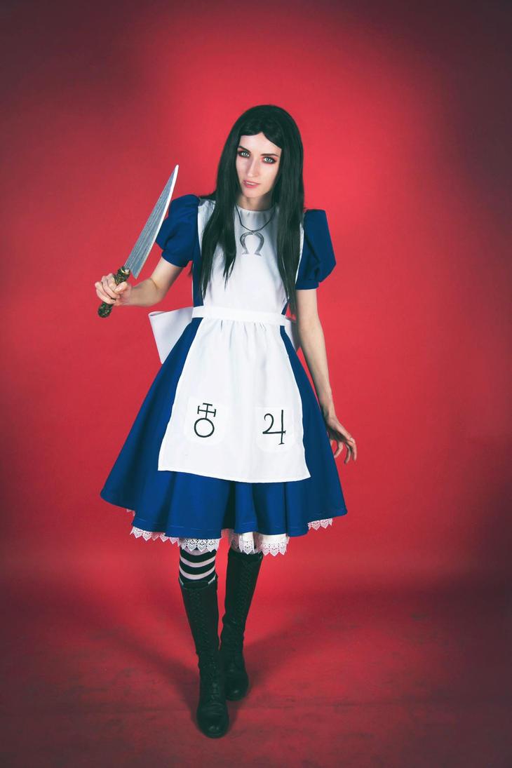 Hey, Alice? - AMR cosplay by Jiosan