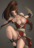Mai by Benes mkII by grampsart