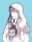 DRAMAtical Murder - Aoba n Ren