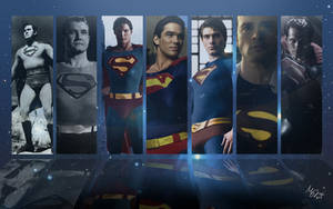 Superman Legacy II by ManePL