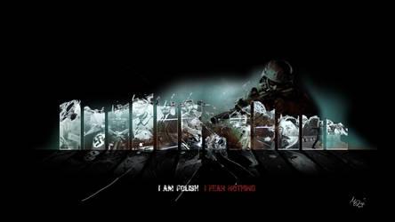 I am polish, I fear nothing by ManePL