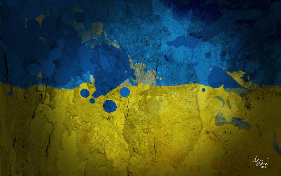 Картинки герб украины и флаг