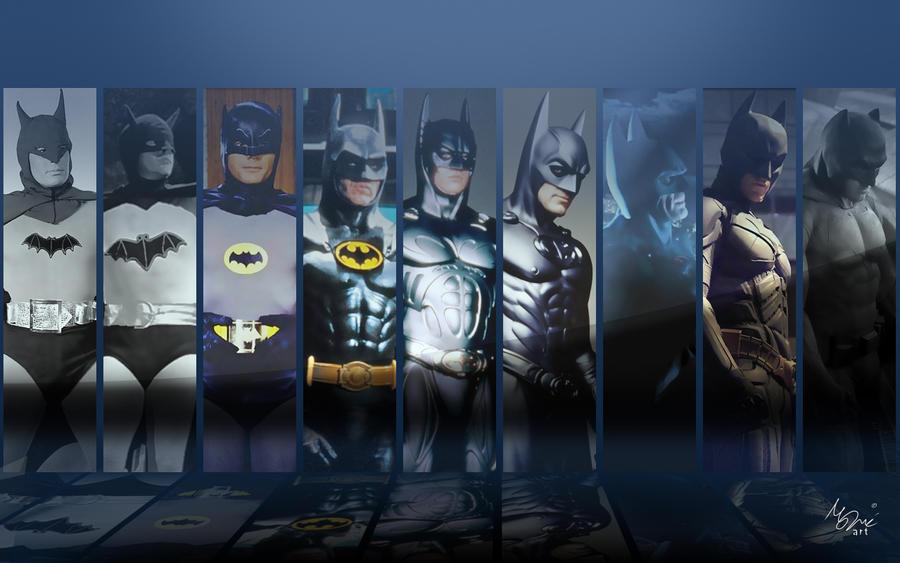 Batman Legacy 2 by ManePL