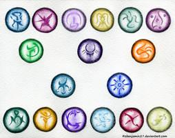 Runes of Time by zbenjamin27