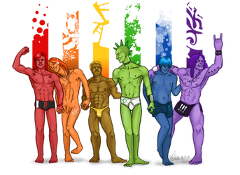 PRIDE!!! by Tales-of-Torment