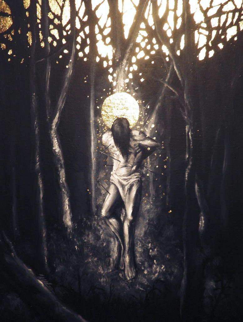 Saint Sebastian by Tales-of-Torment
