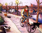Forest City Rider
