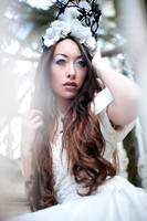 White queen by curcabeata