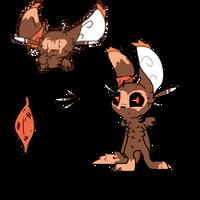 :KK: Touka Ref by DragonsJade239