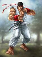 Ryu by ric3do