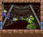 Genesis Advance X3 - Mid-boss battle 2