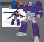 Transformers Siege Generation 2 Hero Megatron