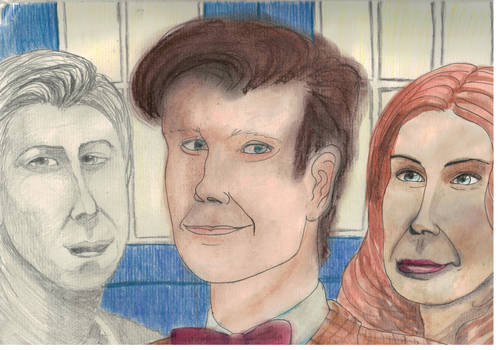 Doctor Who ( Day 46)