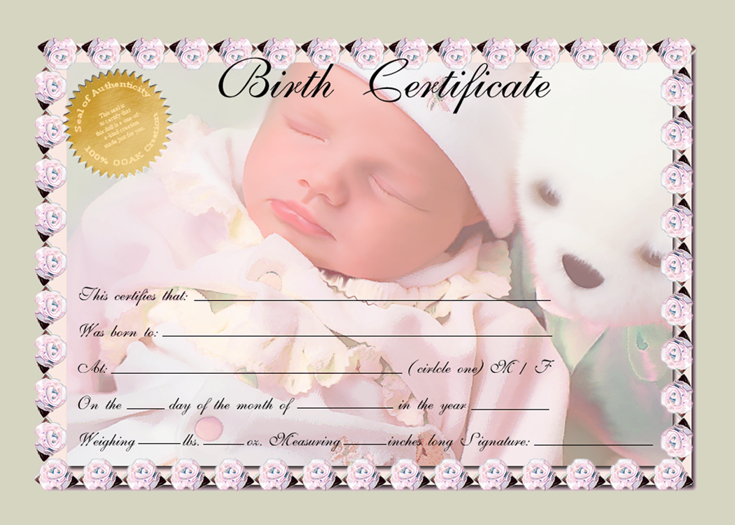Birth certificate green multi by afox2004 on deviantart birth certificate green multi by afox2004 aiddatafo Image collections