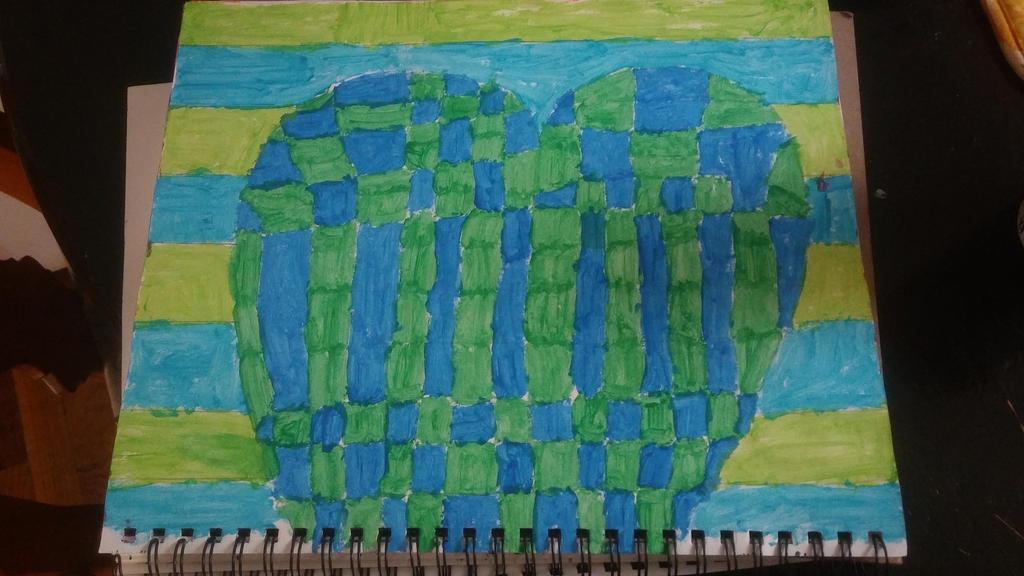 Green Heart by BlackWidow099