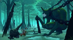 Ancient Swamp Goblins