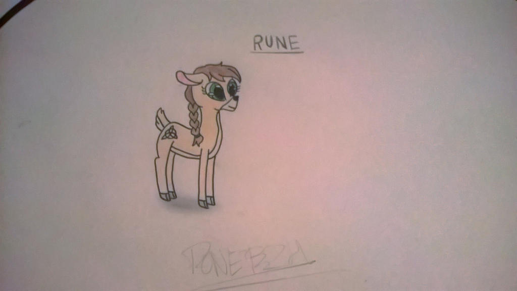 Rune the deer