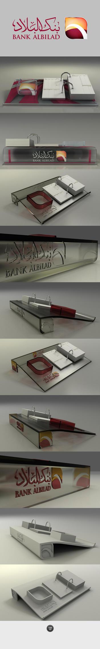 Calendar design by adnanalsouri