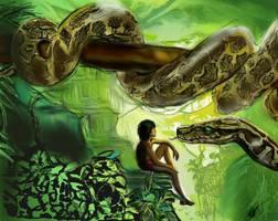 The Jungle Book - In Progress by rhobbs94