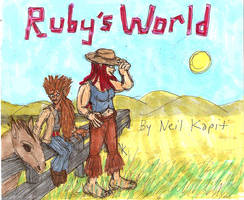 Ruby's World Cover: Cowgirl by NitztheBloody