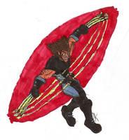 Wolverine Weapon X Fan Art by NitztheBloody
