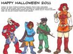 Ruby Nation Halloween 2011