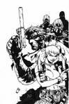Joe Mad's Solid Snake Inked