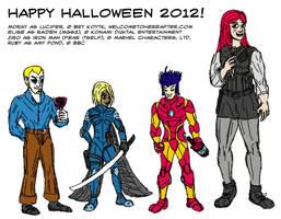 Ruby Nation Halloween Cosplay 2012