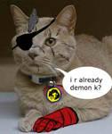 Meower Gear Solid V: The Phantom Puss