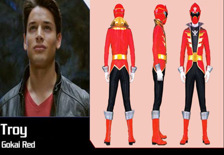 1 Power Rangers Super Megaforce Red Ranger by chuyzb on ...