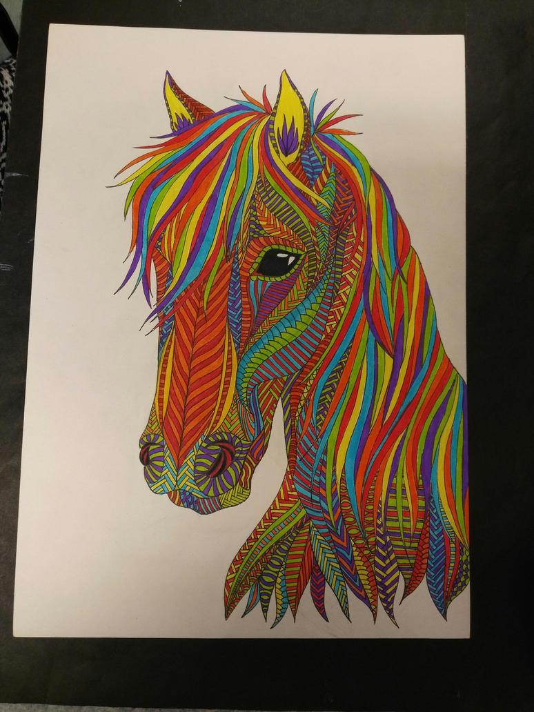 Horse by Sigli182