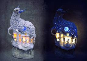 Moonhorn by Asya-Feo