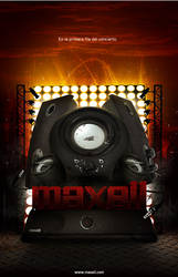 Maxell Sound by chanito