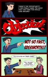 Comic - Phoenix Wright: AD by Zamzoph