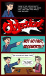 Comic - Phoenix Wright: AD