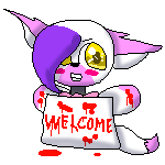 Welcome Sign For SoupCanz50 by Glitter-Starr