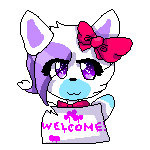 :|-Welcome Sign For Uma115-|: by Glitter-Starr